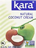 Kara Coconut Cream 6.80 Oz (4 Units)