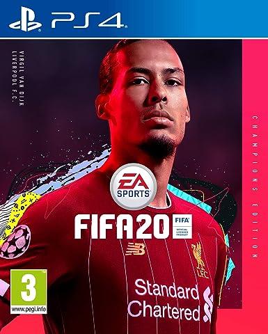 FIFA 20 - Champions - PlayStation 4 [Importación italiana]: Amazon.es: Videojuegos