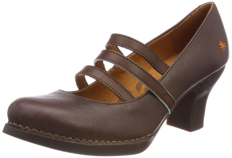 TALLA 38 EU. Art 1064 Memphis Harlem, Zapatos de tacón con Punta Cerrada para Mujer