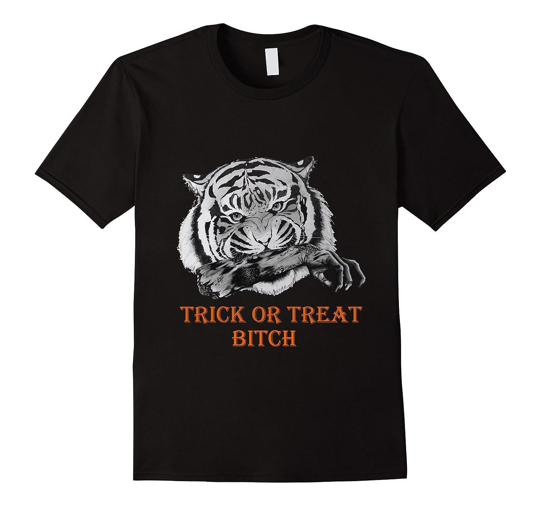 Zombie Trick Or Treat Costume T Shirt-Art