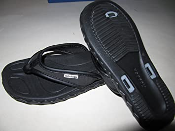 d4cb2415ddc2a Amazon.com : Reebok Flip Flobs Size 2 Black : Infant And Toddler ...