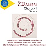 Guarnieri: Chôros, Vol. 1 & Seresta