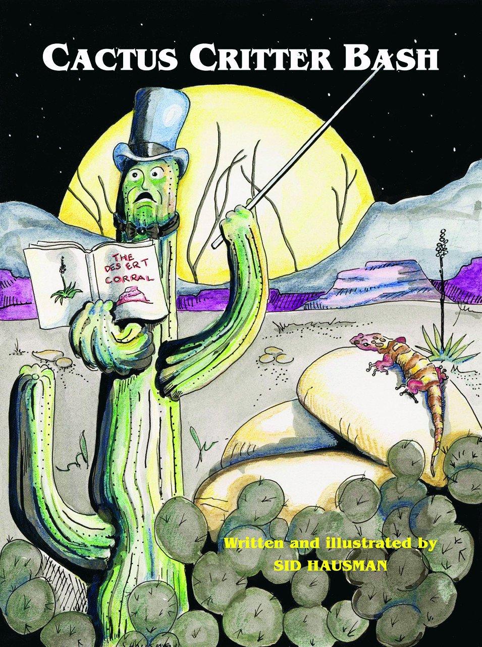 Read Online Cactus Critter Bash pdf