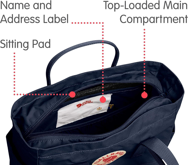 K/ånken Totepack Backpack Fjallraven Unisex-Adult Luggage Only