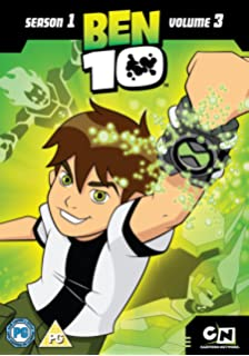 Ben 10 - Season 1 Vol  4: Grudge Match' DVD 2009: Amazon co uk: Joe