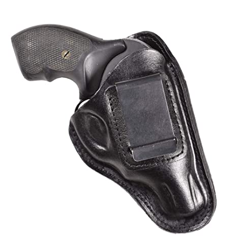 Smith & Wesson J-Frame IWB Holster| S&W J-Frame IWB Holster| Smith and  Wesson J-Frame IWB Holster| J-Frame IWB Holster| Revolver IWB Holster|  Leather