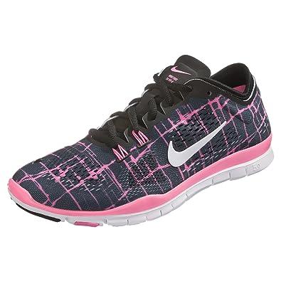 Nike Free 5.0 TR FIT 4 Print schwarz - 10.5: Amazon.de: Schuhe ...