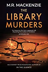 The Library Murders: a gripping crime mystery from the McIlvanney Prize-nominated author of In The Silence Kindle Edition