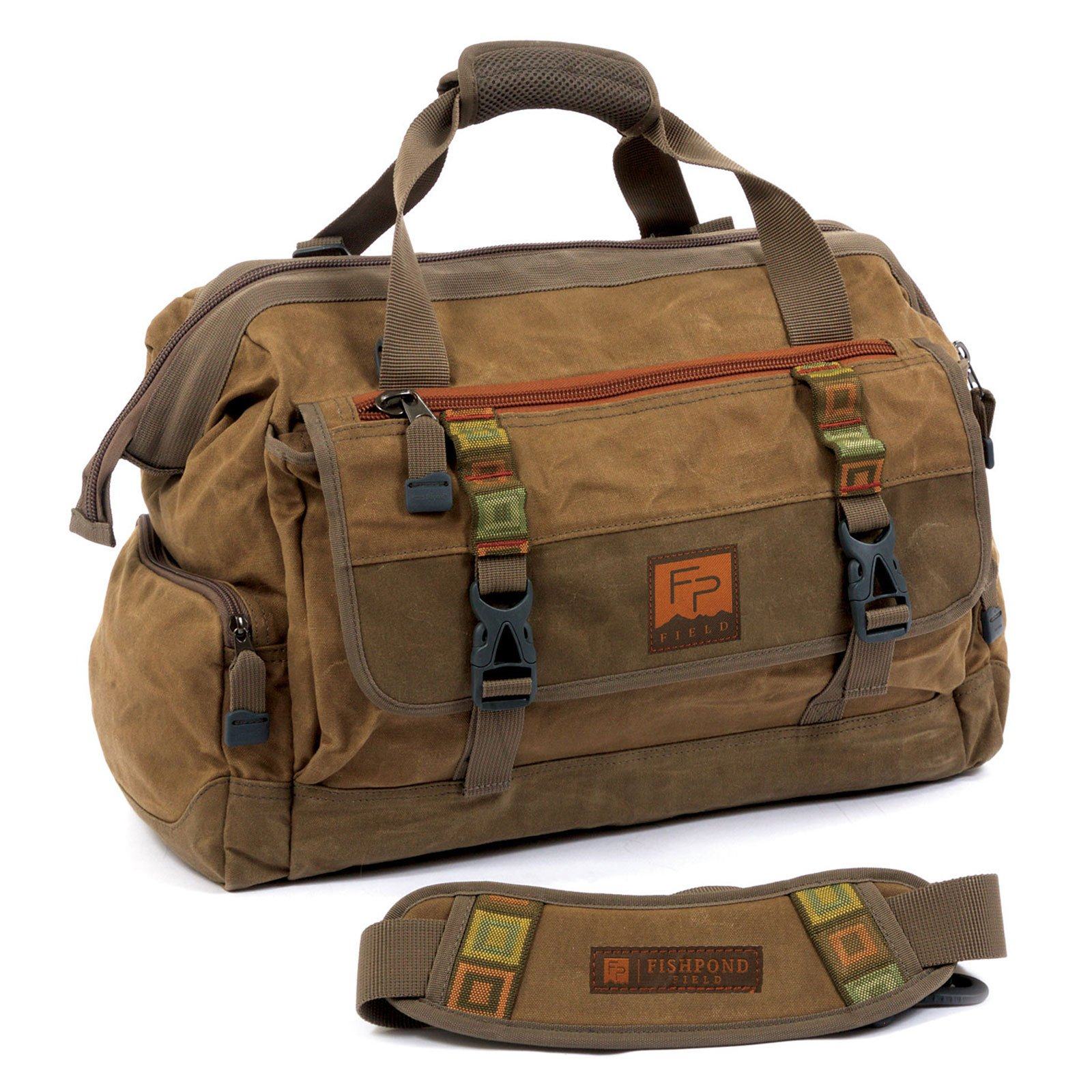 Fishpond Bighorn Kit Bag - Earth