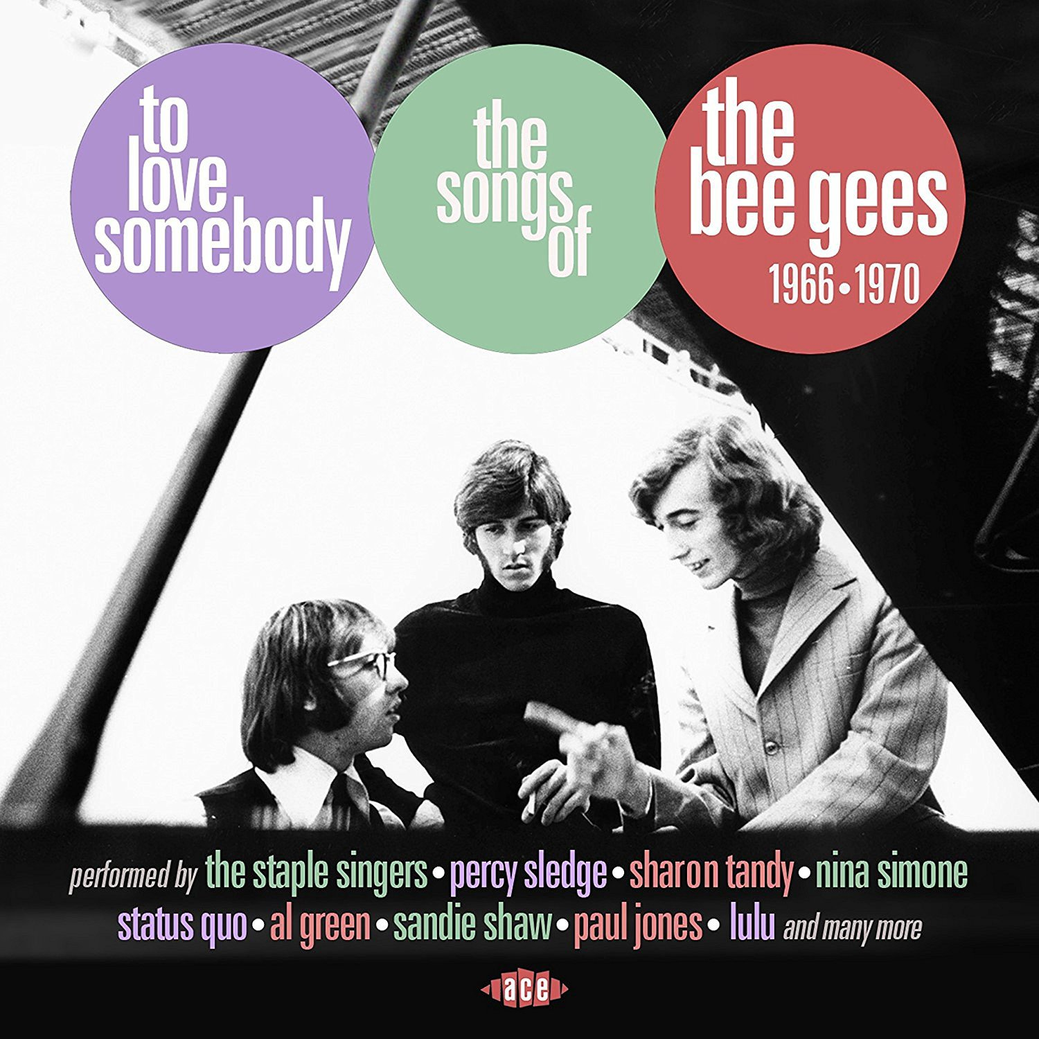 CD : To Love Somebody: Songs Of The Bee Gees 1966-1970 (United Kingdom - Import)
