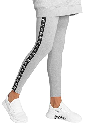 adidas damen leggings grau