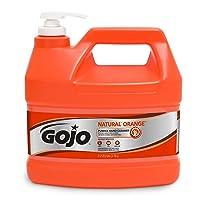 Gojo 0955 Natural Orange Pumice Hand Cleaner 1 Gallon Deals