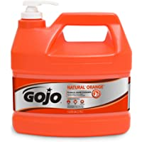 Gojo 1-Gallon Natural Orange Pumice Industrial Hand Cleaner