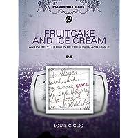 Fruitcake And Ice Cream