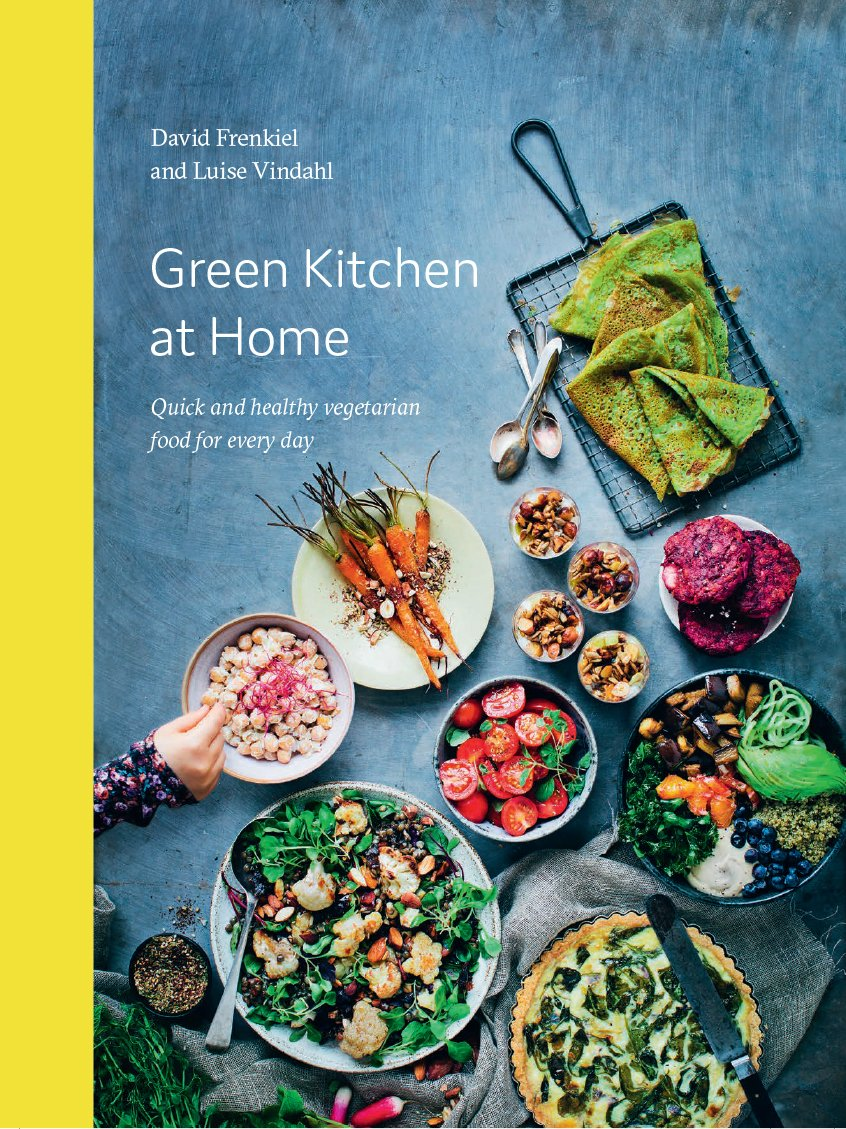 Amazon.com: Green Kitchen at Home: Quick and Healthy Vegetarian Food ...