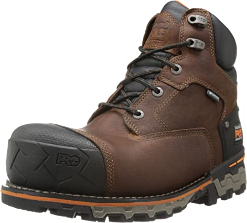Timberland PRO Men's Boondock Insulated Industrial Work Boots