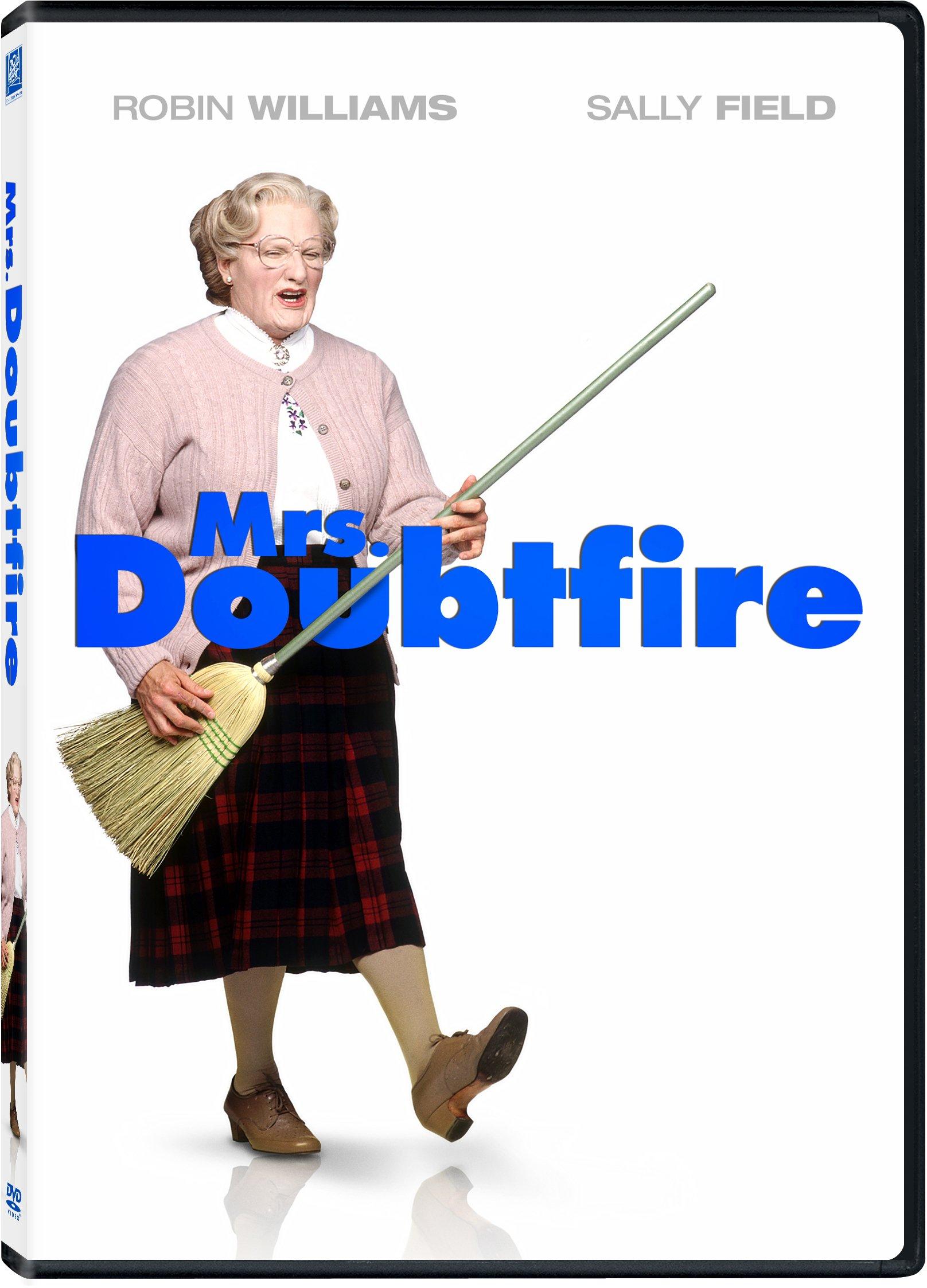 DVD : Mrs. Doubtfire (DVD)