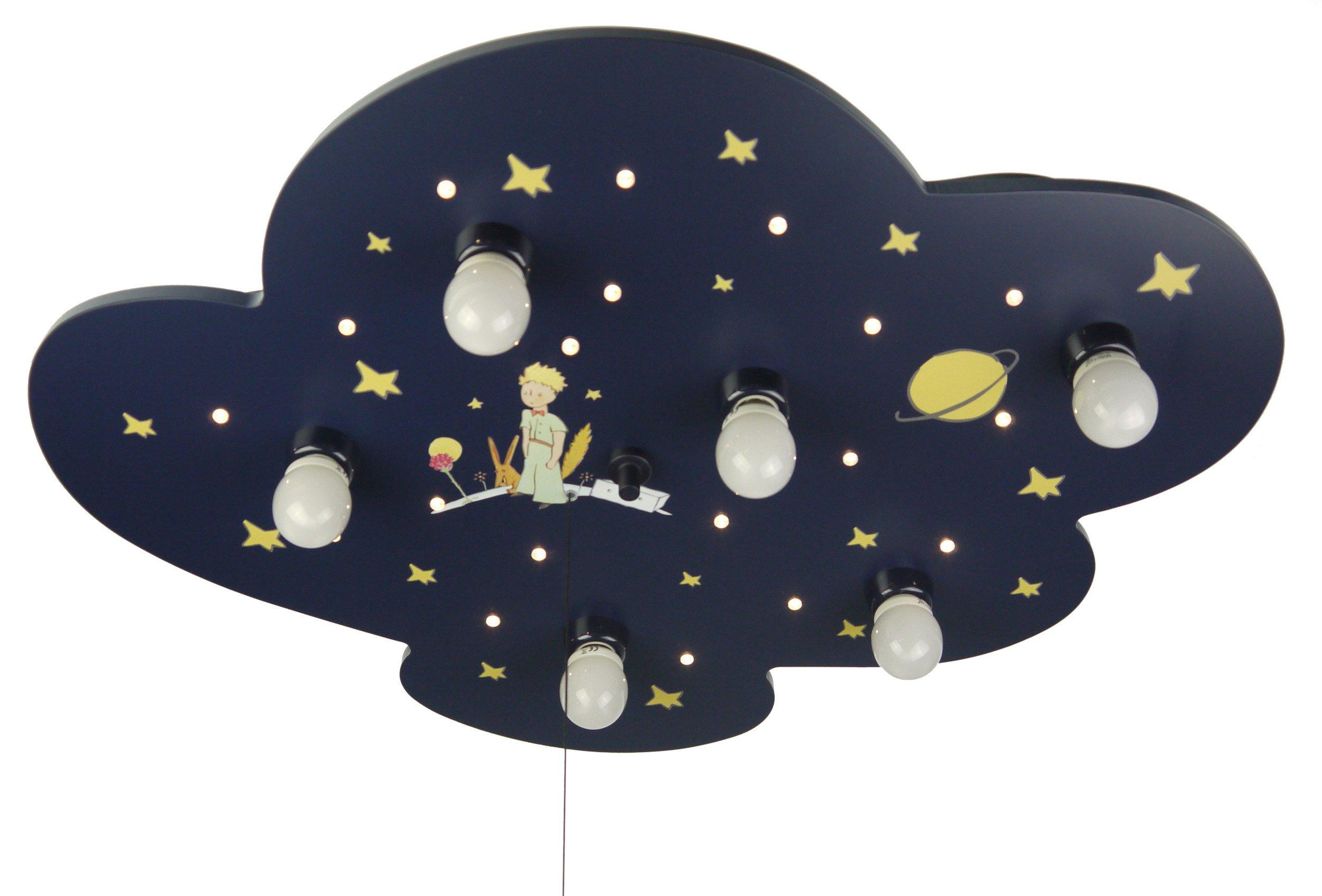 Niermann Standby Ceiling Lamp Prince, Blue