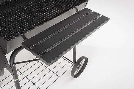 Landmann 11402 Barbecue Fumoir Tennessee 200 , Noir