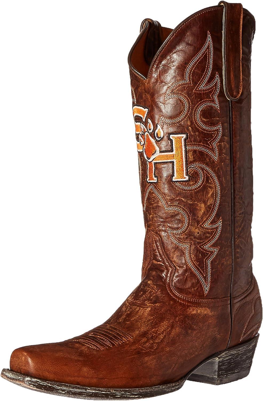 NCAA Sam Houston State Bearkats Men's Gameday Boots