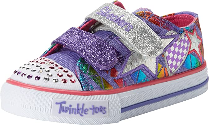 Skechers Twinkle Toes mischt – Classy Sassy, Mädchen c0MjP