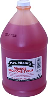 product image for ORANGE SNOW CONE SYRUP