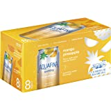 Aquafina Sparkling Water, Mango Pineapple, 12 Ounce Cans 8 count