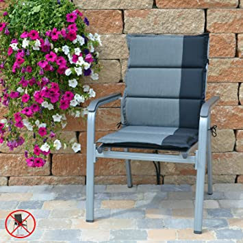 6 Reversible Cojines para sillón 105 x 50 x 4 cm Capri 90286 ...