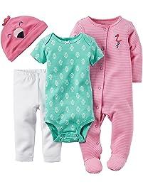 Baby Girls Layette Sets Amazon Com