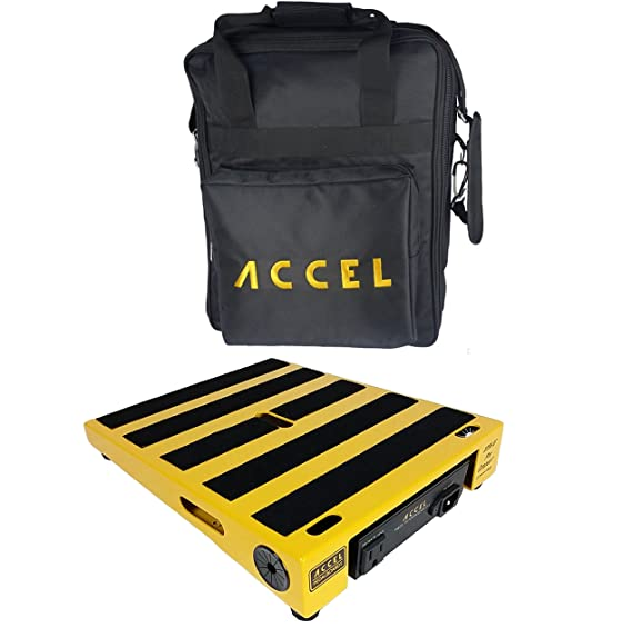 Review Accel XTA10 Guitar Pedal