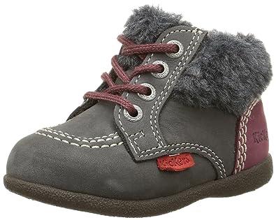 e1ada82f301f96 Kickers Babyfrost, Chaussures Bébé marche mixte bébé: Amazon.fr: Chaussures  et Sacs