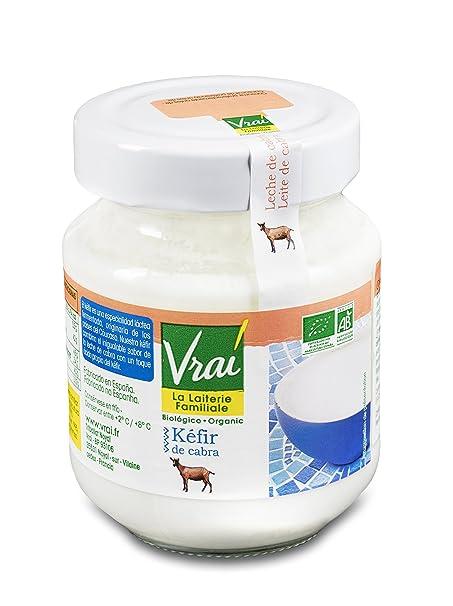 Vrai Kéfir Yogur de Leche de Cabra - 250 gr