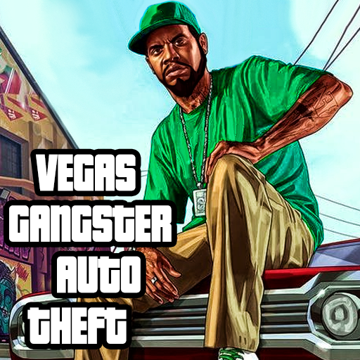 Vegas Gangster Auto Theft: Real Gangland Hard Times Outlaw Shooter Mission Free 2019 3D