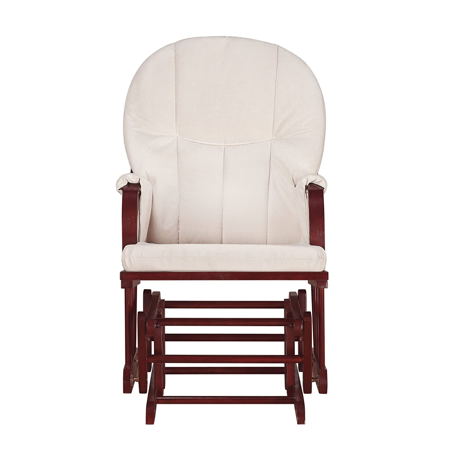 Amazon Dorel Asia WM3846C Glider Rocker Chair Cherry Baby