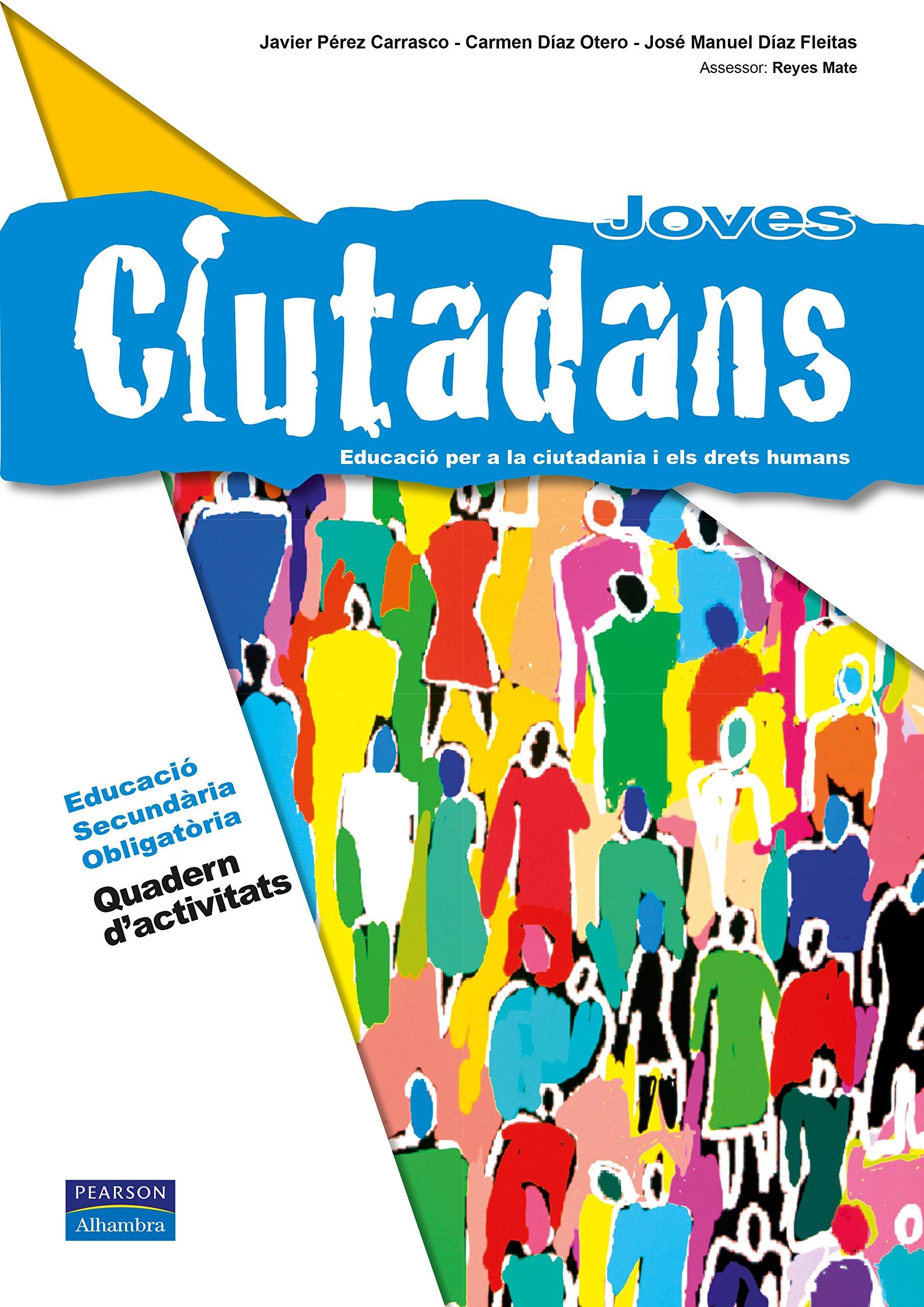 Joves ciutadans quadern dactivitats Comunitat Valenciana ...