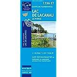 1336ET LAC DE LACANAU/LE PORGE