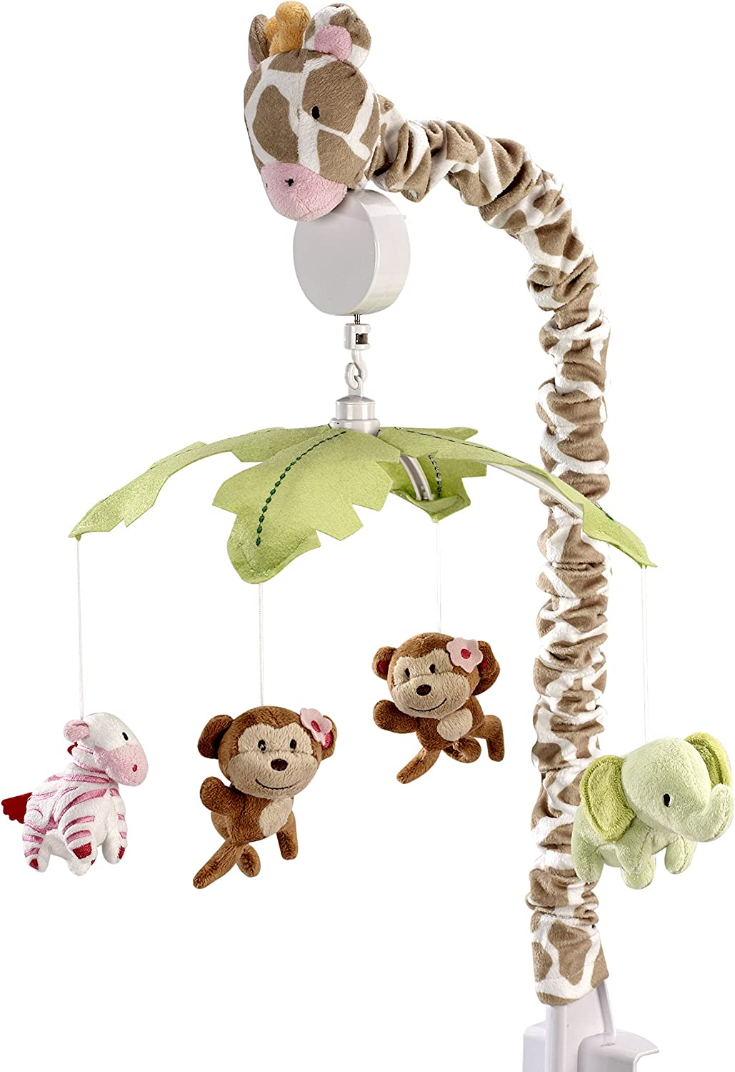 Carters Jungle Collection Musical Mobile by Carters: Amazon.es: Bebé