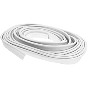 Maypole MP951 Awning Rail Protector, White, 12 m