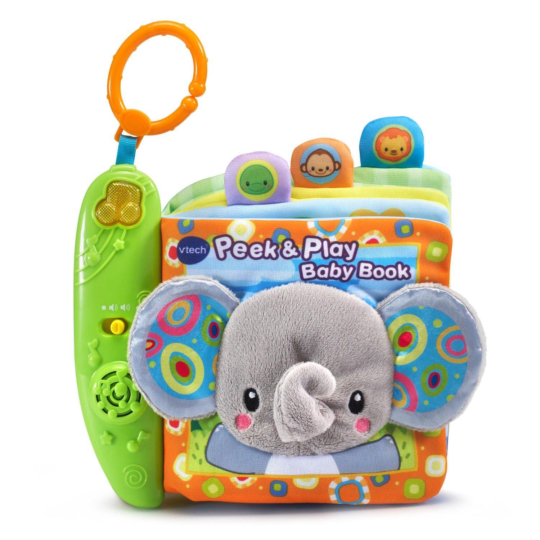 VTech Peek & Play Baby Book Toy