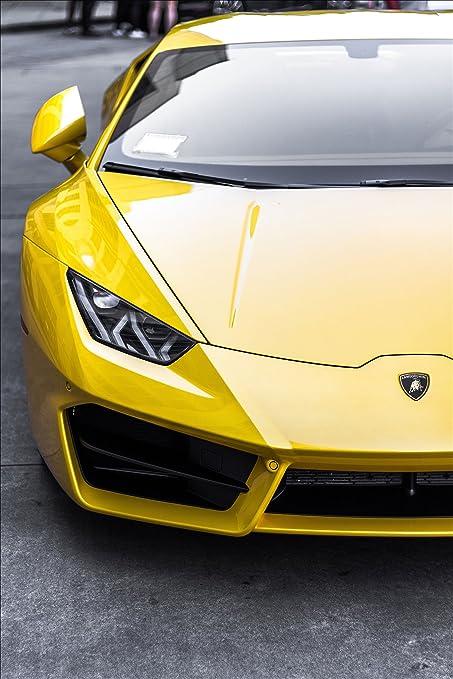Amazon Com Lamborghini Huracan Luxury Vehicle Car Art Print Wall