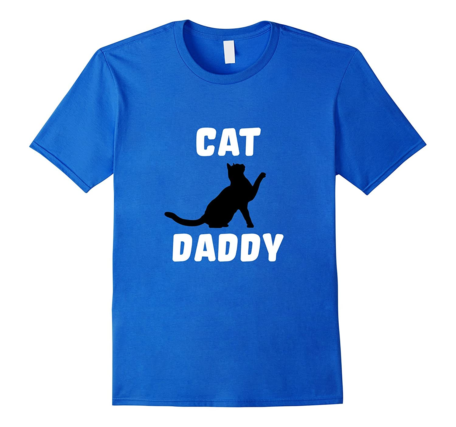 Mens Cat Daddy T-Shirt-TH