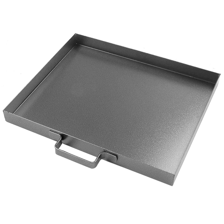 ruecab 1269 Ascheschublade Metall grau anthrazit 4 x 43 x 39, 5 cm mittel Modelé