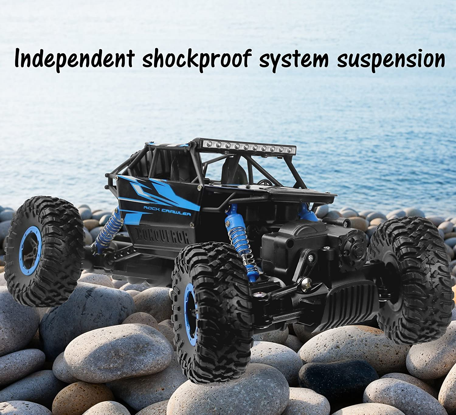 best rock crawler rc car