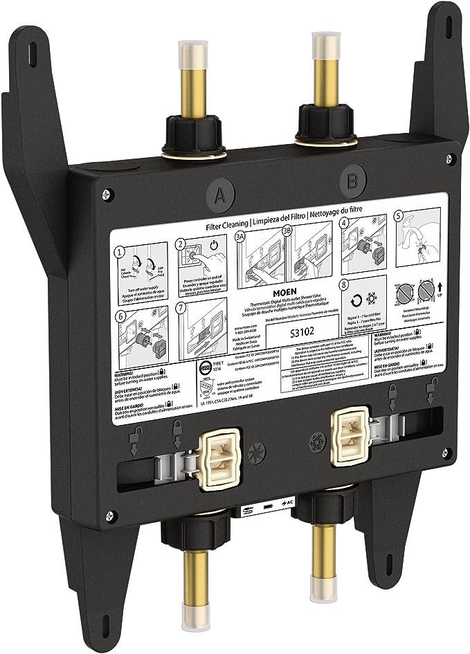 Moen S3102 Thermostatic Valve