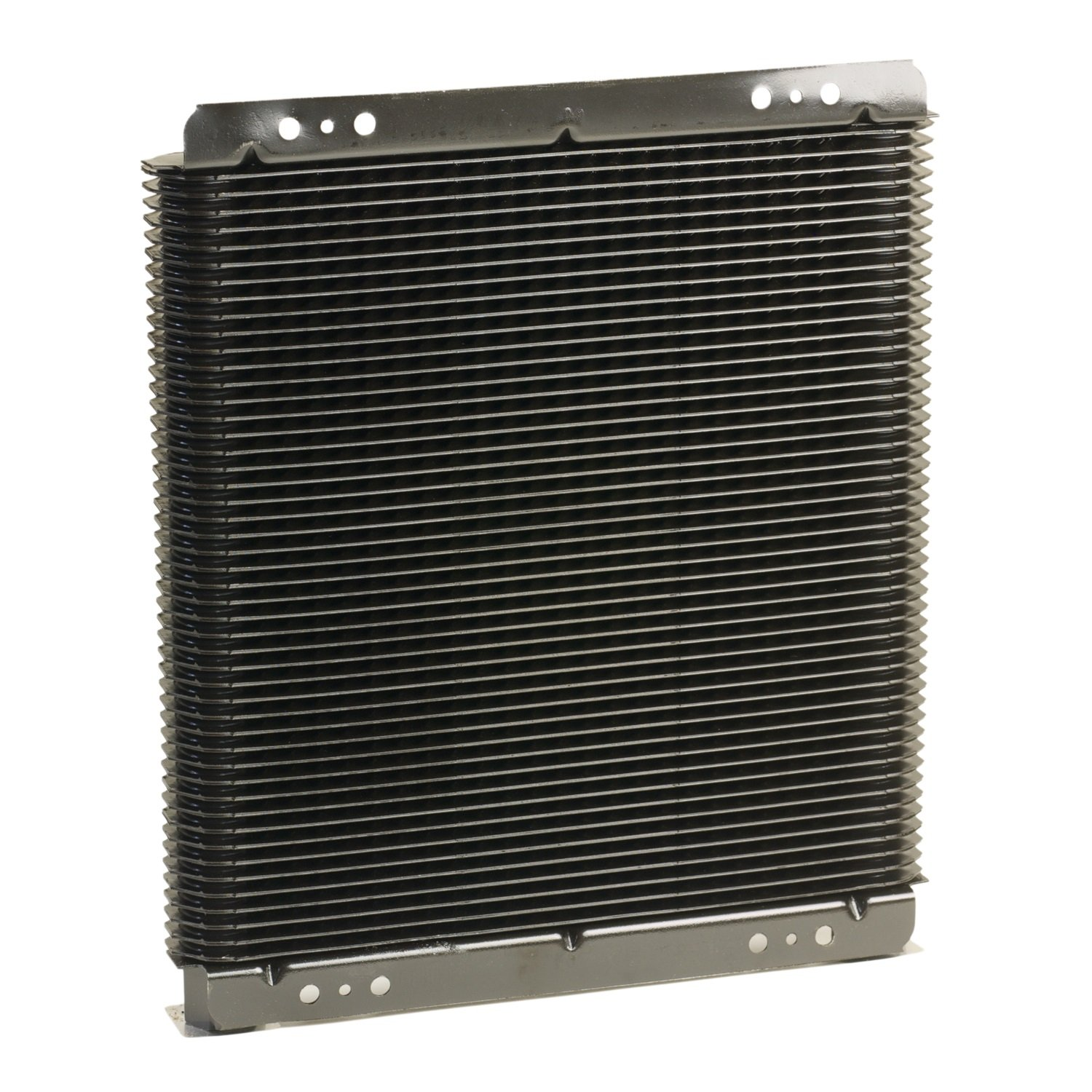 B&M 70274 SuperCooler Black Aluminum Fluid Cooler by B&M (Image #1)