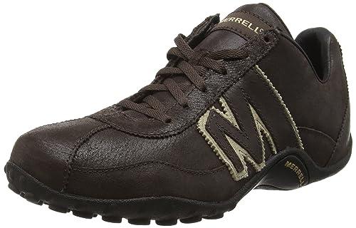 Merrell Men's Sprint Blast Shoes, Brown (Dark Chocolate), 7 UK (41