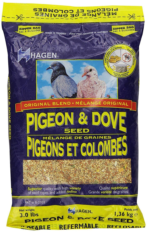 Hagen Pigeon & Dove Staple Vme Seeds, 3 Pounds (2 Pack) by Hagen