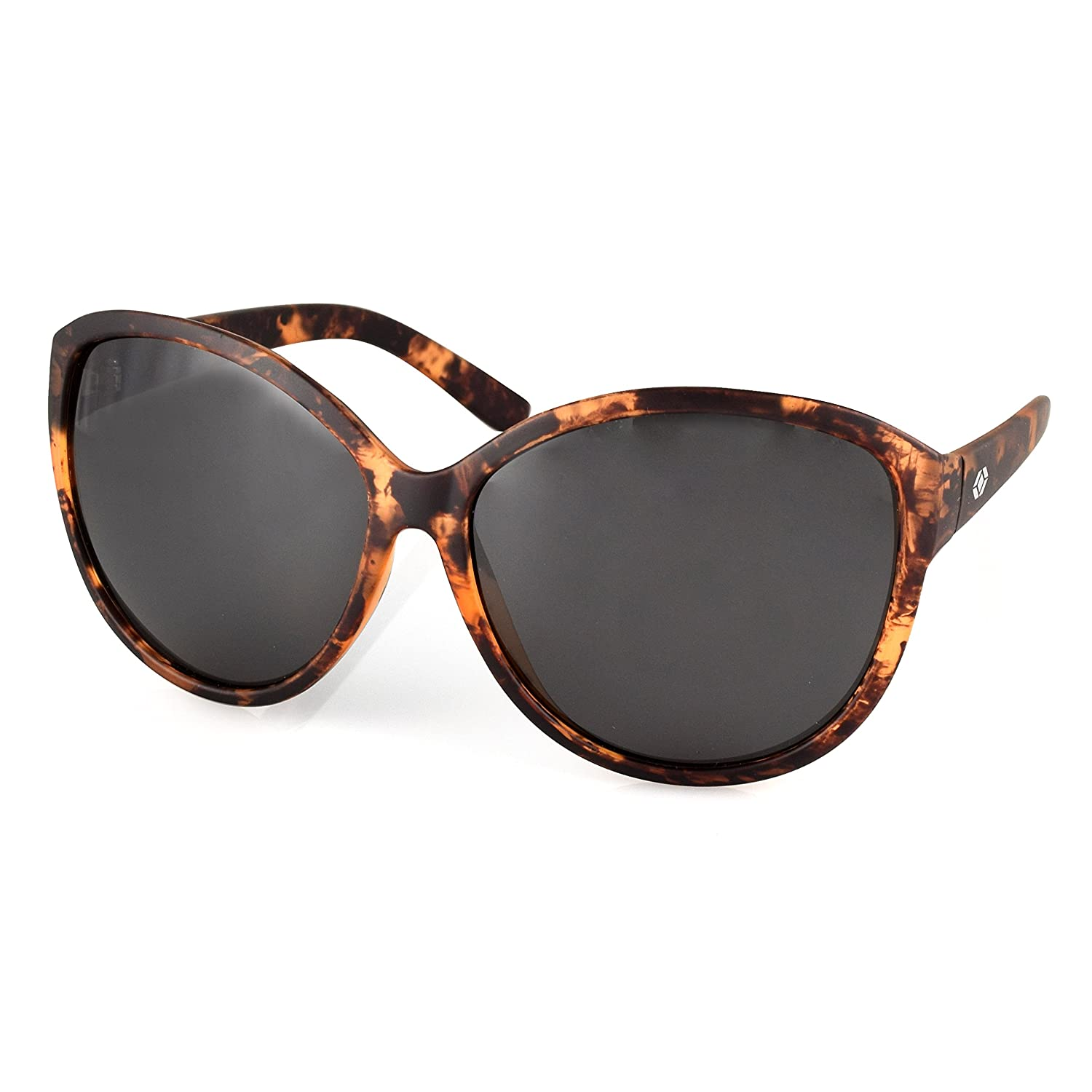 Polarized Oversized Womens Sunglasses by 13Fifty - 3 Color Options