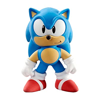 Stretch Sonic The Hedgehog: Toys & Games