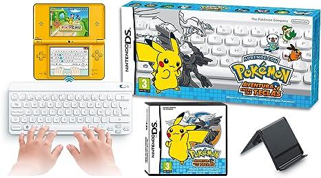 NDS Aprende Con Los Pokémon: Aventura Entre Las Teclas: Amazon.es: Videojuegos